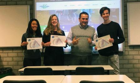 VLC-leerlingen in de Nederlandse Wiskunde Olympiade